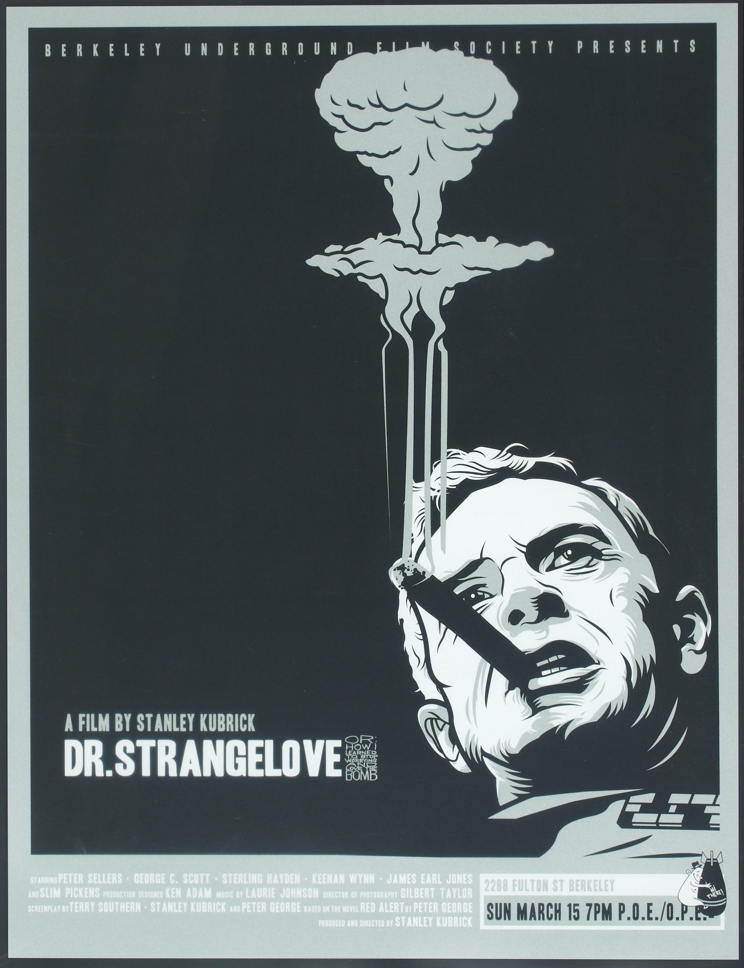 docteur folamour affiche 2